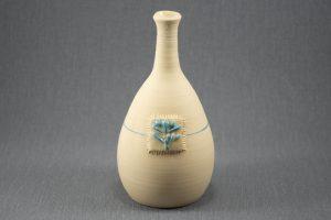 kleine Vase   15cm x Ø 8cm  19€