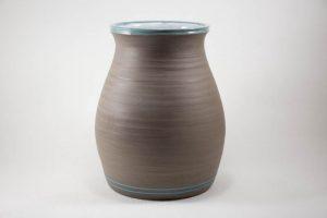 Vase   19cm x Ø 15cm   30,-€